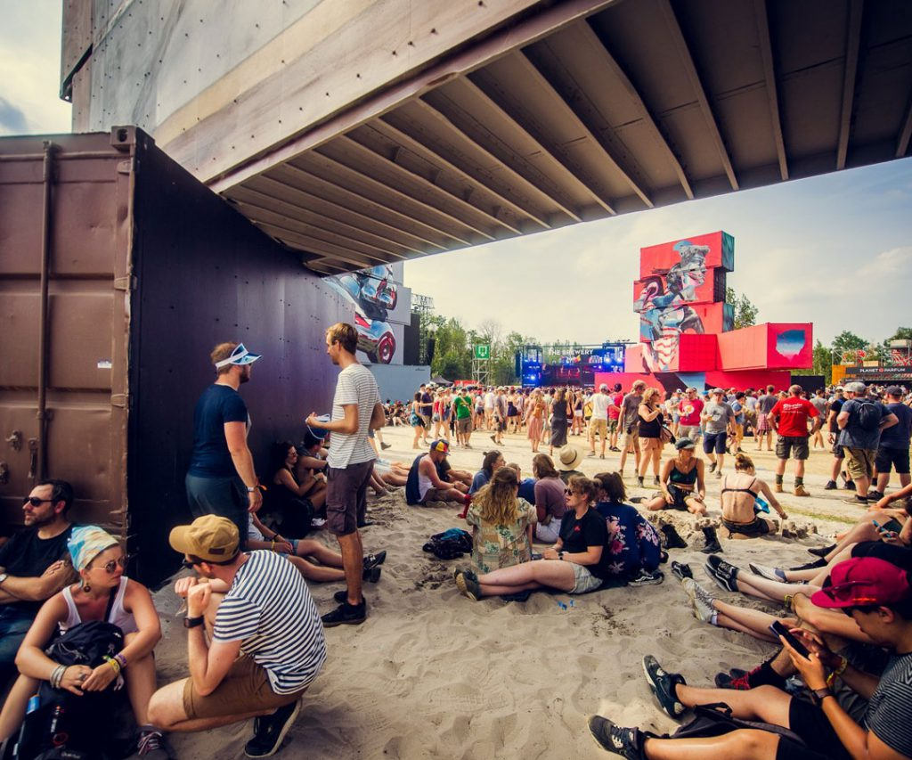 Rock Werchter 2021 photo
