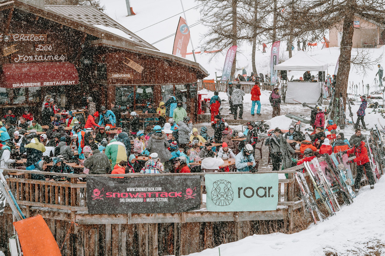 Snowattack 2022 photo